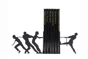 Bookends - Bookmarks - Booklights