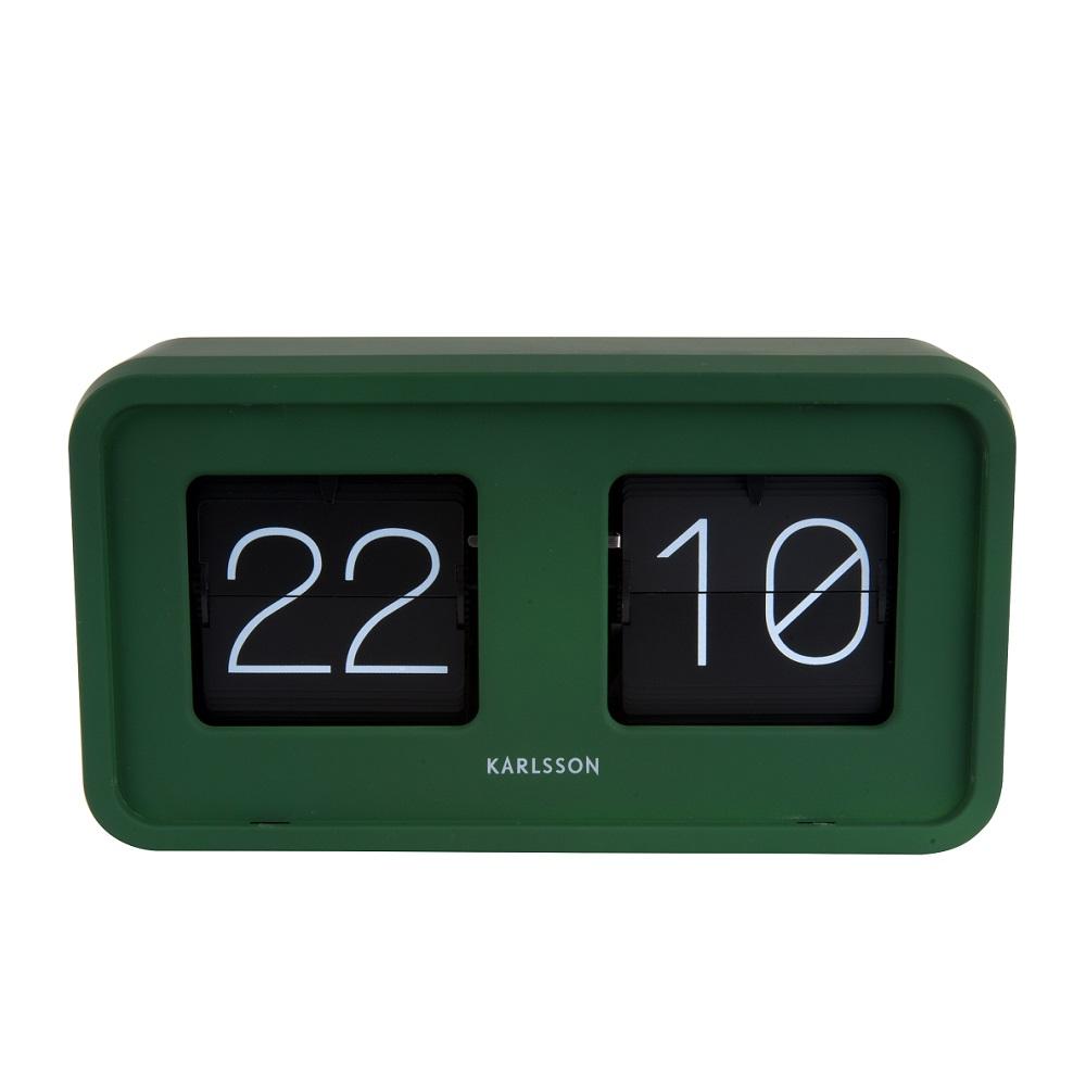 Ρολόι Flip Karlsson Bold Green. ΚΛΙΚ ΓΙΑ ΜΕΓΕΘΥΝΣΗ 4d8436caeac
