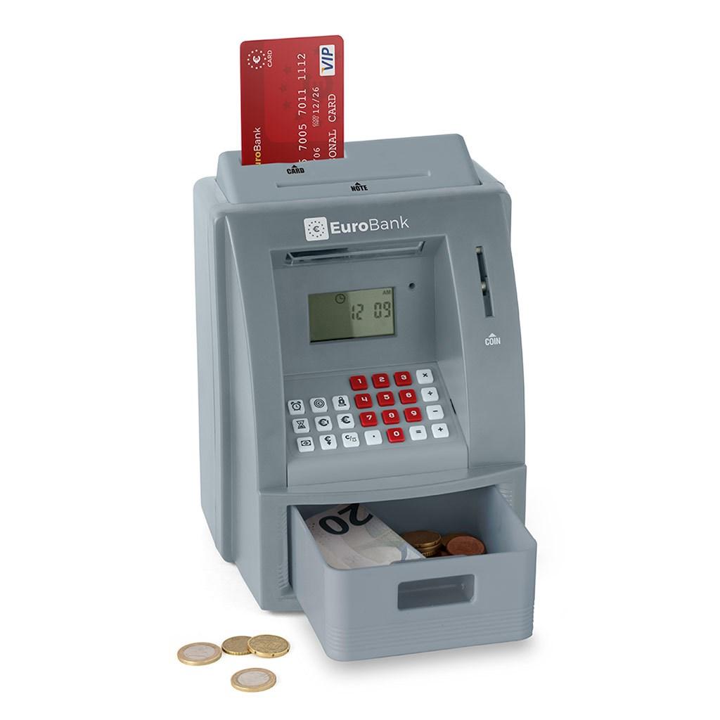 Κουμπαράς με Μετρητή ATM