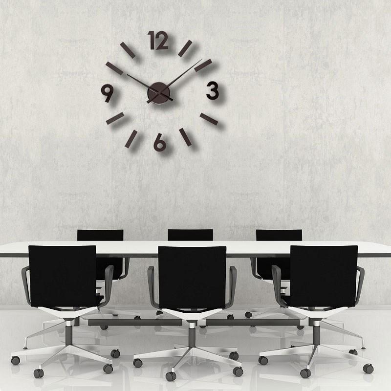 Ρολόι Τοίχου Αυτοκόλλητο DIY Aluminium Black. ΚΛΙΚ ΓΙΑ ΜΕΓΕΘΥΝΣΗ · ΚΛΙΚ ΓΙΑ  ΜΕΓΕΘΥΝΣΗ 55ffaacc39e