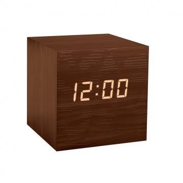 Alarm clock clap on Kubo brown