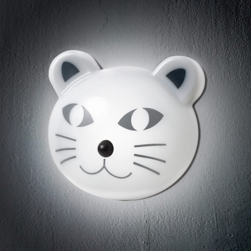 Battery Light Kat with motion sensor