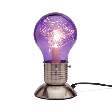 Touch Lamp Bulb Purple