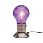 Touch Lamp Bulb Purple